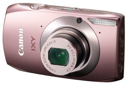 キヤノン IXY 31S ピンク