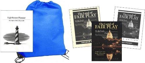 Land of Fair Play (Grade 8) Set Homeschool Kit in a Bag