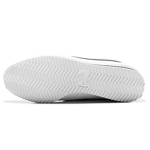 NIKE Damen Classic Cortez Nylon Freizeitschuh Weiß