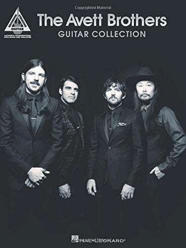 Amazon.com: The Avett Brothers Guitar Collection (Guitar Recorded ...