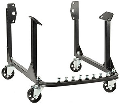 JEGS 80064 Engine Cradle with Wheels by JEGS