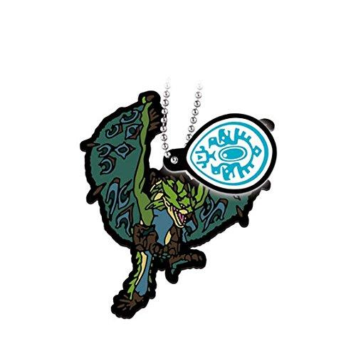 Gashapon New Monster Hunter Stories : Ride On Rubber Mascot : Rioreia (Monster Hunter 3 Best Weapon)