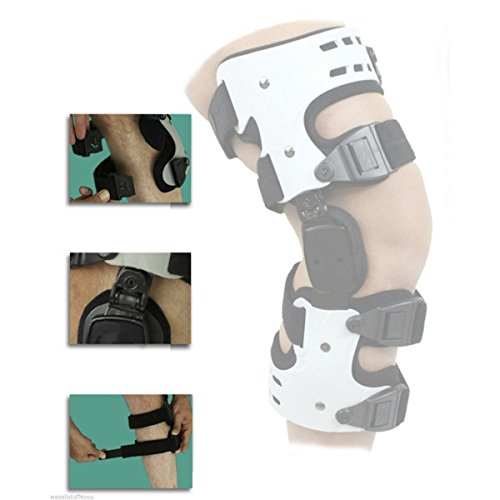 Orthomen OA Unloading Knee Brace for Osteoarthritis – Bone on Bone - Lateral Support - Size: Universal/Left by Orthomen (Image #4)