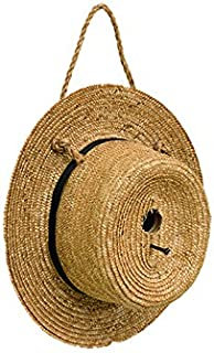 product image for Country Primitive Decorative Rustic Amish Hat Bird House Amish Made USA