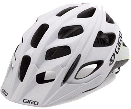Giro Hex MTB Helmet Matte White/Lime Medium (55-59 cm)