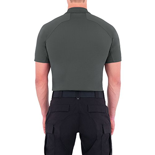 First Tactical Herren Performance Kurzarm Polo Asphalt