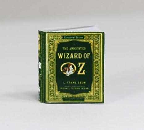 Dollhouse Miniature 1:12 Scale Popular Classic Children/'s Book Wizard of Oz