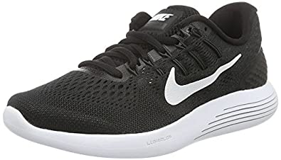 Nike Men's Lunarglide 8 Running Shoe, Black/White-Anthracite, 14