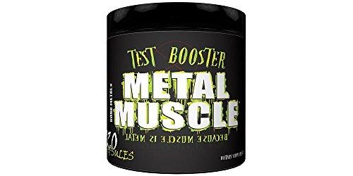 Dark Metal Muscle, 120 Count