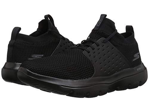 [SKECHERS(スケッチャーズ)] メンズスニーカー?ランニングシューズ?靴 Go Walk Evolution Ultra Turbo Black 9.5 (27.5cm) D - Medium