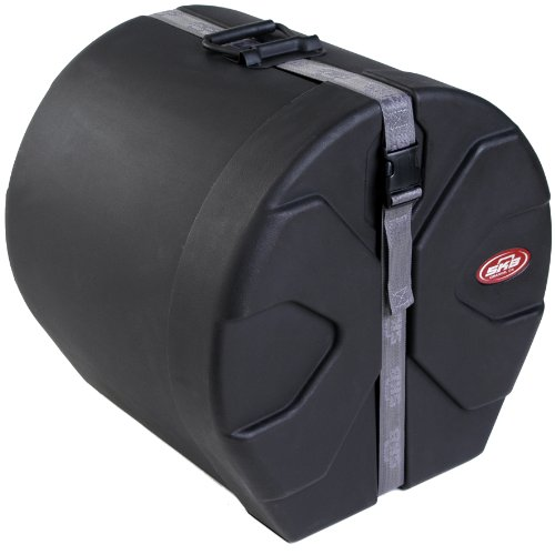 - SKB 14 X 14 Floor Tom Case with Padded Interior