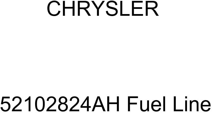 Genuine Chrysler 52102824AH Fuel Line