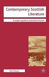 Contemporary Scottish Literature (Readers Guides to Essential Criticism)