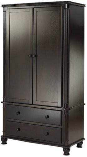 Amazon Com Sorelle Regal Armoire Coffee Discontinued By