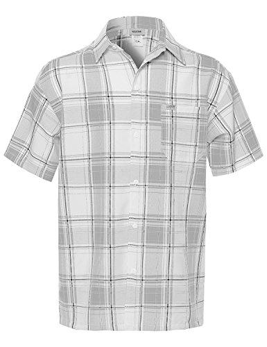 Plaid Button Up Shirt - 2
