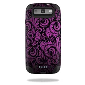 Quaroth - Protective Vinyl Skin Decal Cover for Mophie Juice Pack Samsung Galaxy S III S3 External Battery Case Sticker...