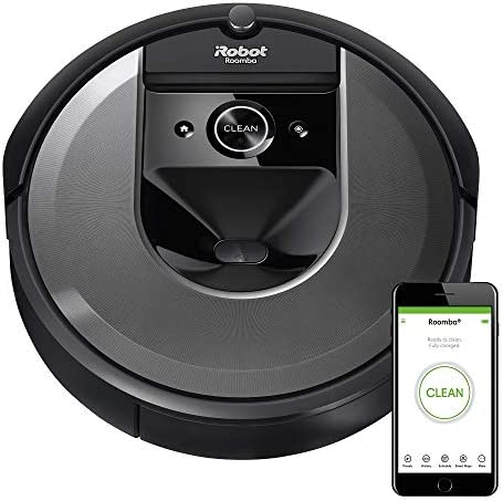 iRobot Roomba 7150 Wi Fi Connected
