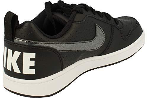 Basse Court white Da Nike Ginnastica Donna Scarpe black 001 black Borough Low Nero gs wHffgx0qC