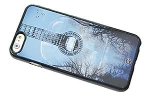 1888998678673 [Global Case] La música es mi vida Radio DJ CD Casete Grabadora BoomBox Pasión Instrumento Guitarra Piano Acústico Me encanta la música Club (TRANSPARENTE FUNDA) Carcasa Protectora Cover Case Absorción Dura Suave para LG L70