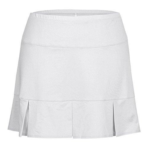 Tail Activewear Women's Doral 14.5 Length Skort Large White – DiZiSports Store