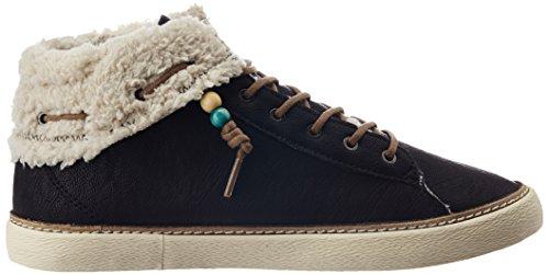 Schwarz Babelini2 Sneakers Hohe PU O'NEILL Damen A00 Black dtXxI8nRwq