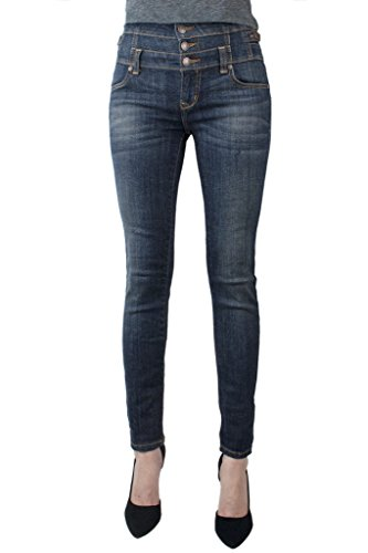 Eunina High Waist Stretch Denim Skinny Jean 3 9910/DKST