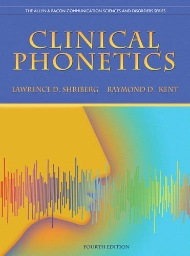 Clinical Phonetics (4th Edition) (The Allyn & Bacon Communication Sciences and Disorders Series) (Best Clinical Neuropsychology Programs)