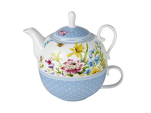 English Garden Teapot - Katie Alice