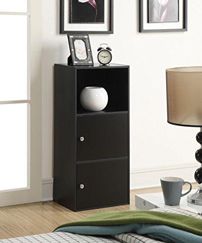 Convenience Concepts Designs2Go X-Tra Storage 2-Door Cabinet, ()