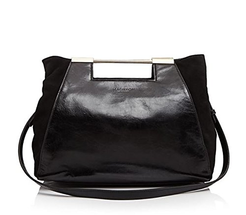 Halston Heritage Halston Satchel Black Women's Handbag