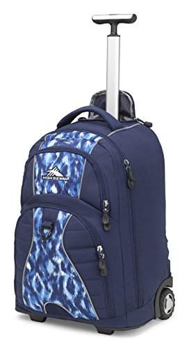 High Sierra Freewheel Wheeled Laptop Backpack, 15-inch Student Laptop Backpack for High School or College, Rolling Gamer Laptop Backpack, Wheeled Business Laptop Backpack, Perfect for Travel