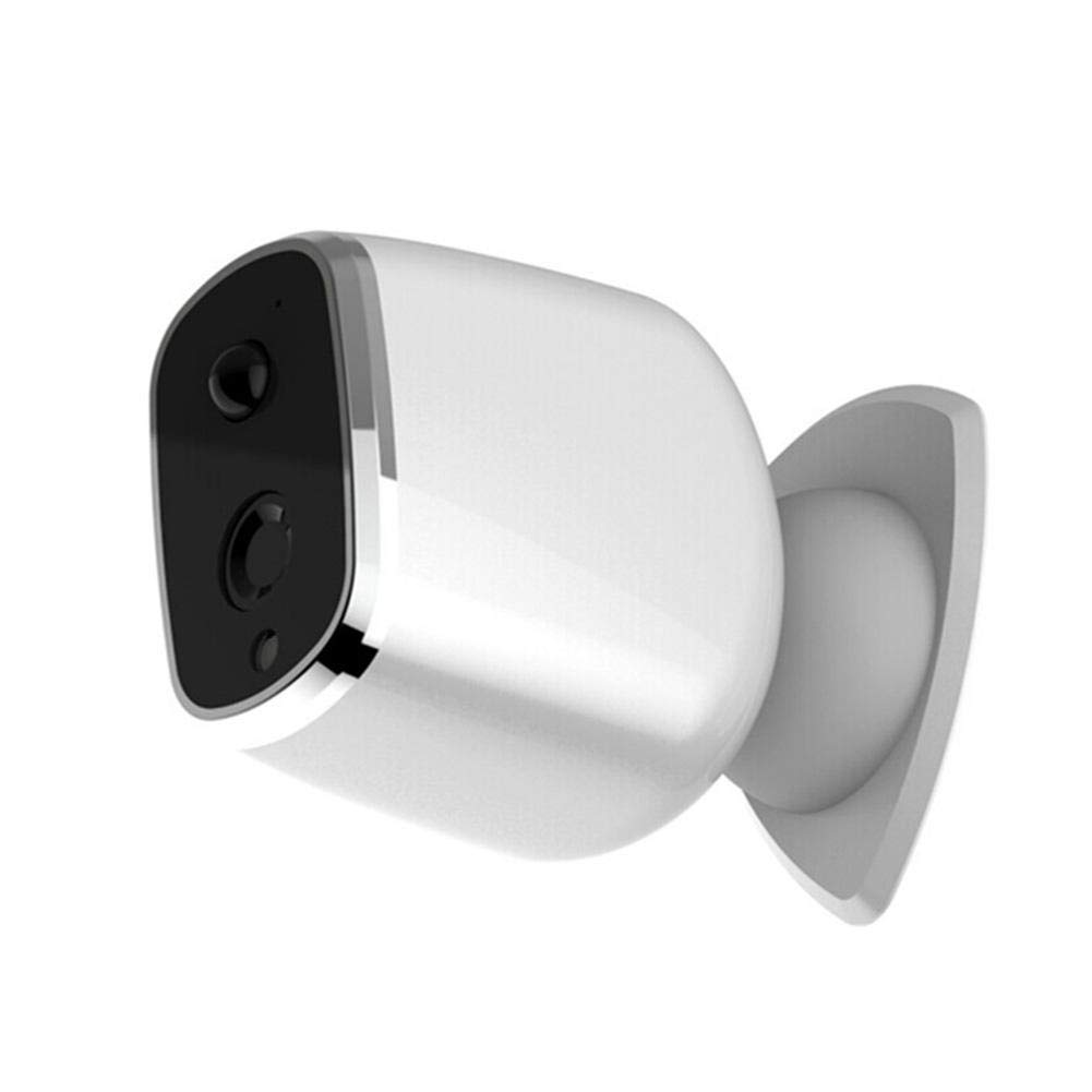 B20 Wireless WIFI Intelligent Network Camera Full Duplex Real-time Video Call Low Power Consumption Long Standby Rechargeable 1080p HD Night Vision Audio Indoor/Outdoor Security Camera Without Battery