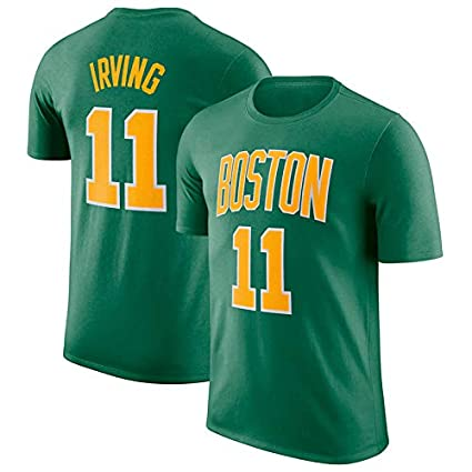 Camiseta NBA Para Hombre, Estilo Estadounidense, Baloncesto, Boston Celtics, Para Hombre, Manga Corta Y Transpirable, Juegos De Baloncesto, Camiseta ...