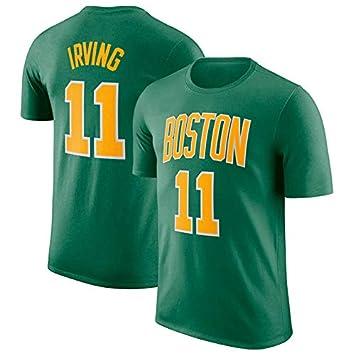 Camiseta NBA Para Hombre, Estilo Estadounidense, Baloncesto, Boston Celtics, Para Hombre,