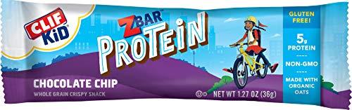 CLIF KID ZBAR - Protein Snack Bar - Chocolate Chip (1 27