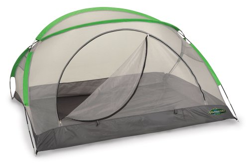 Stansport Starlite II Mesh Backpack Tent (Green, 66 X 90 X 44-Inch), Outdoor Stuffs
