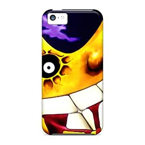 Protector Hard Phone Cases For Apple Iphone 5c (sSD12663Tbov) Custom HD Soul Eater Moon Series