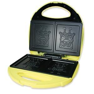 [meinpaket.de] Spongebob Sandwichtoaster für 24,99€ & El Fugeo BBQ Mini Kugelgrill AY3112 für 19,99€