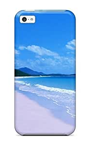 TYH - ipod Touch4 Case Cover Australia Beach Case - Eco-friendly Packaging ending phone case