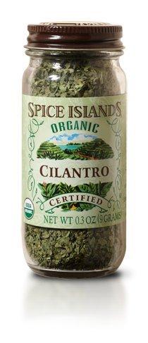 Spice Islands Organic Cilantro, 0.3 oz. by Spice Islands
