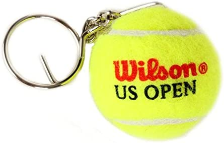 Llavero de pelota de tenis del US Open, de Wilson: Amazon.es ...