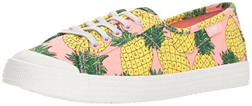 Rocket Dog Womens Chowchow Fruit Juice Sneaker Pink GauW2M