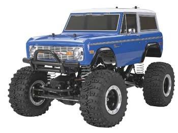 Tamiya 1973 Ford Bronco CR01 Crawler