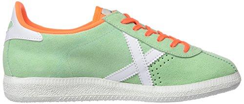 Unisex Barru Zapatillas Multicolor Adulto Verde Naranja Munich 013 RwzqHgR