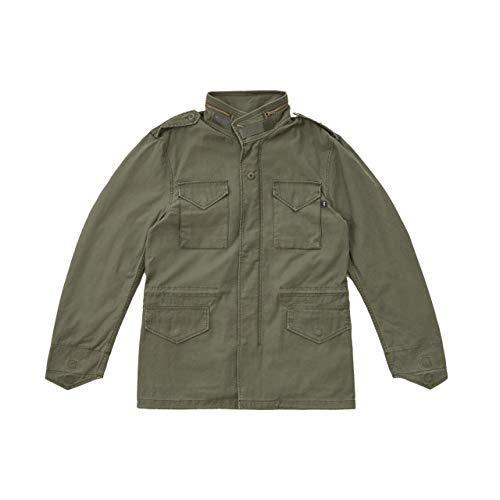 Alpha Industries Men's M-65 Defender Field Coat