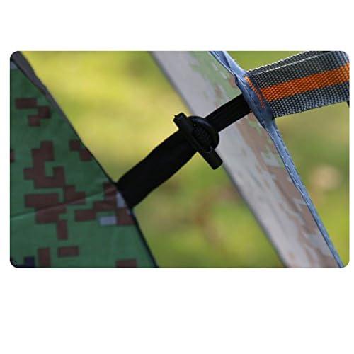 RFVBNM Extérieur 3-4 double double usage automatique camouflage tente protection solaire tente de camping