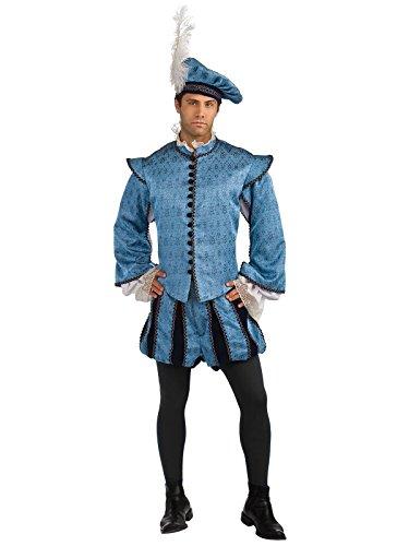 Hamlet Grand Heritage Adult Costume - (Hamlet Costume)