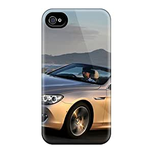 Luoxunmobile333 For Case Samsung Galaxy S4 I9500 Cover Hybrid PC Cases Covers Silicon Bumper Bmw 6 Series Convertible 2012