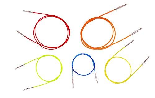 Best Buy! Knitter's Pride Interchangeable Cords, 8, Yellow