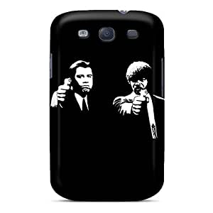 Samsung Galaxy S3 TSN18593IEGo Provide Private Custom Beautiful Monster Army Logo Image Scratch Protection Hard Phone Case -KevinCormack